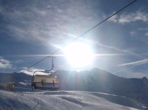 Obergurgl, Austria, skiing, snow, ski, apres, beer, jager, Europe