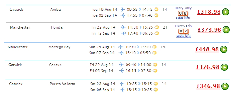 bank holiday, hliday, flights, thomson, cheap, deal