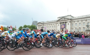 British Cycling London Olympics 2012 / Photo Credit: Phil O'Connor