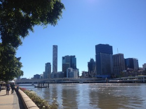 Luxury stay in Brisbane